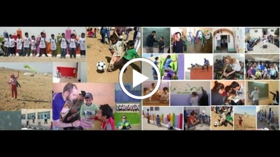 Documentary in Jordan - Changing Lives Program