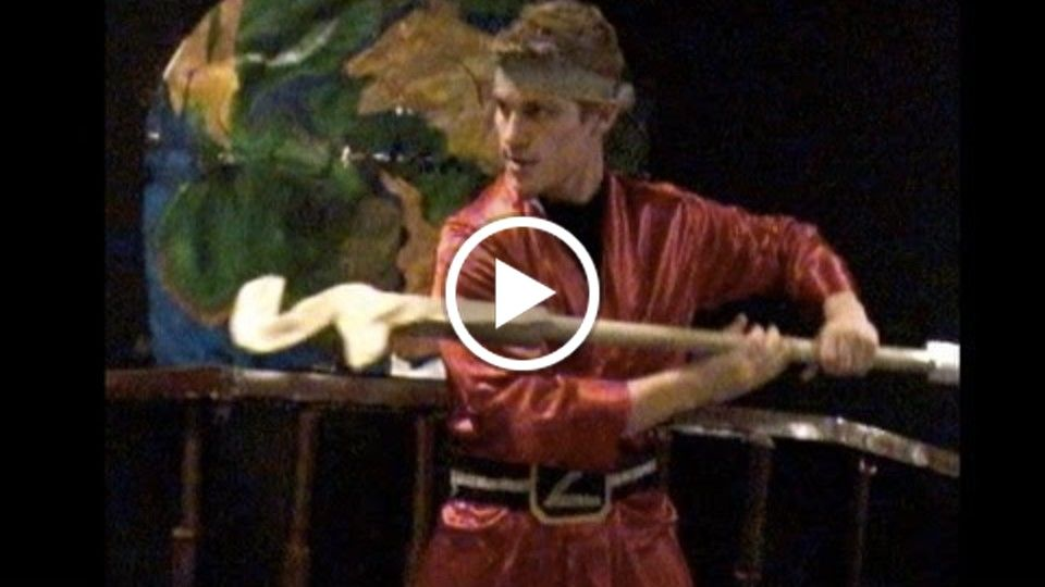 Morphin Origins: Darkness Of The Sword- Masters Final Meeting OFFICIAL MOVIE CLIP