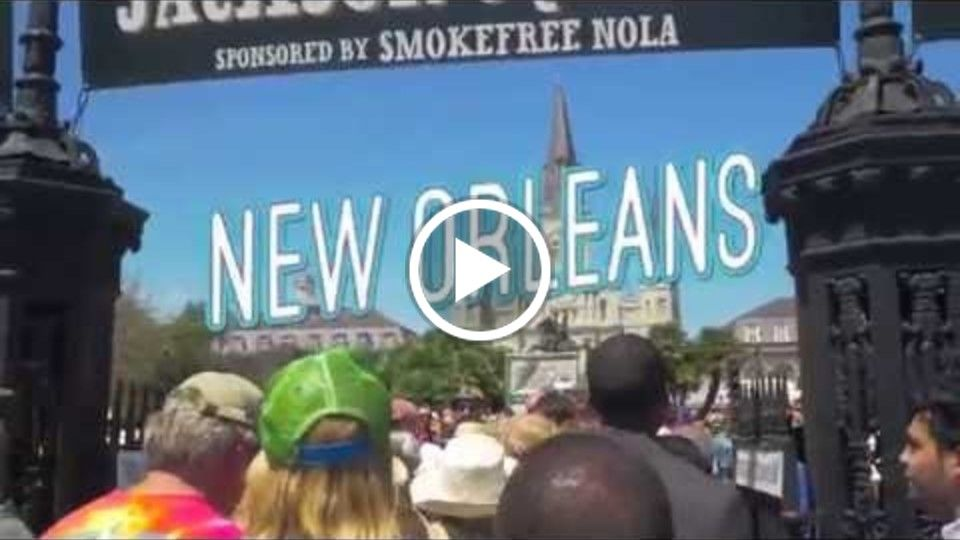 New Orleans Live Sizzle