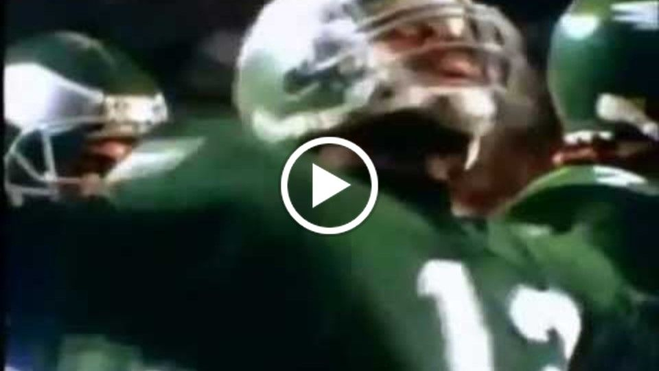 Duce Geez - Fly Like A Eagle (Randall Cunningham Tribute)