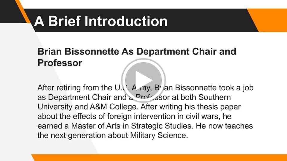 Brian Bissonnette's Publications