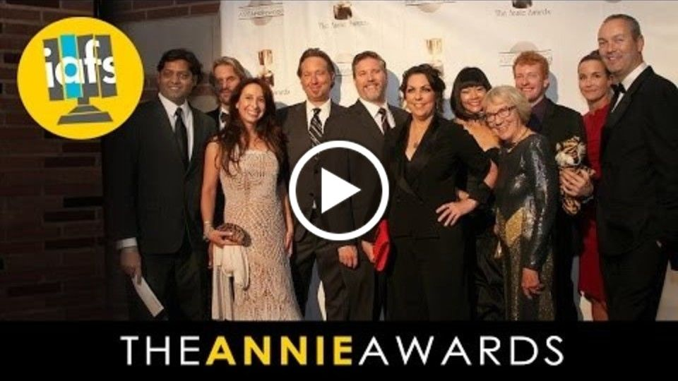 An Evening at the 40th Annie Awards with Jessie Maltin - Episode 2