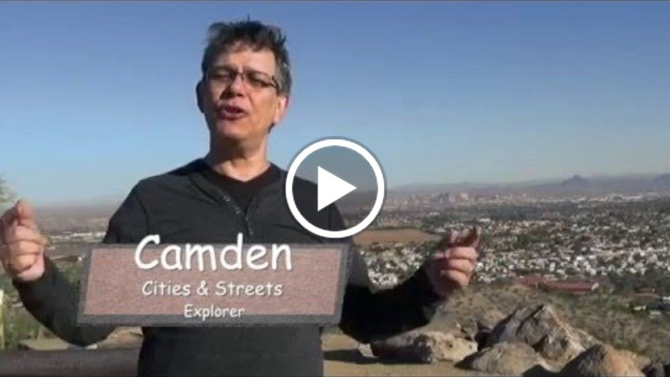 Cities & Streets Special: Blk Cyn City 2016