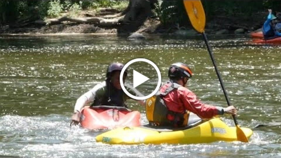 Inner City Kayaking Camp Teaches Teens to Persevere Through Adversity