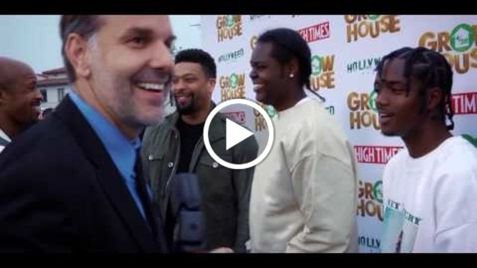 Grow House Movie Premiere - Los Angeles, CA