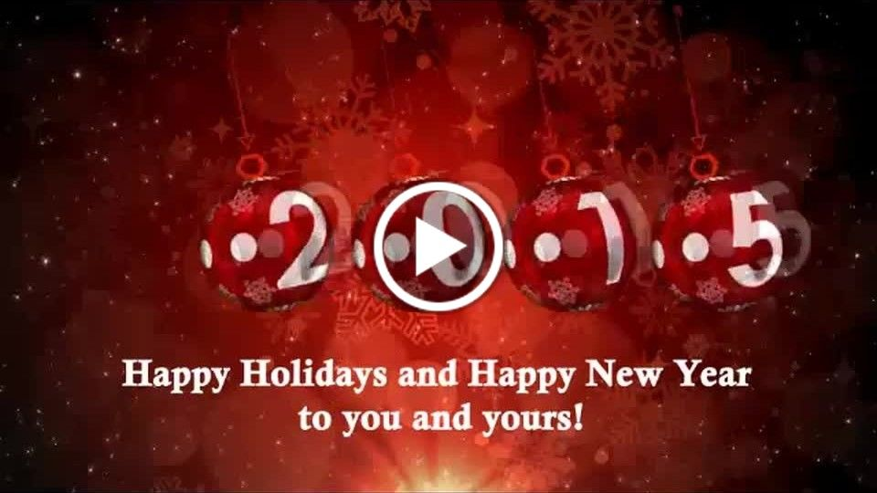 Happy Holidays from Moniece Robinson Voice Over Talent