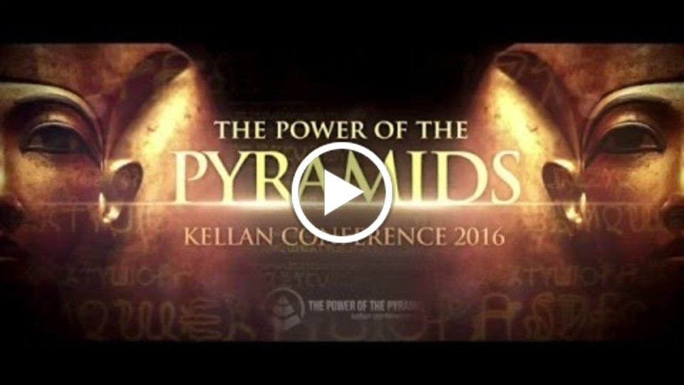 The Power Of The Pyramids (Voiceover by Michael J Cloke)