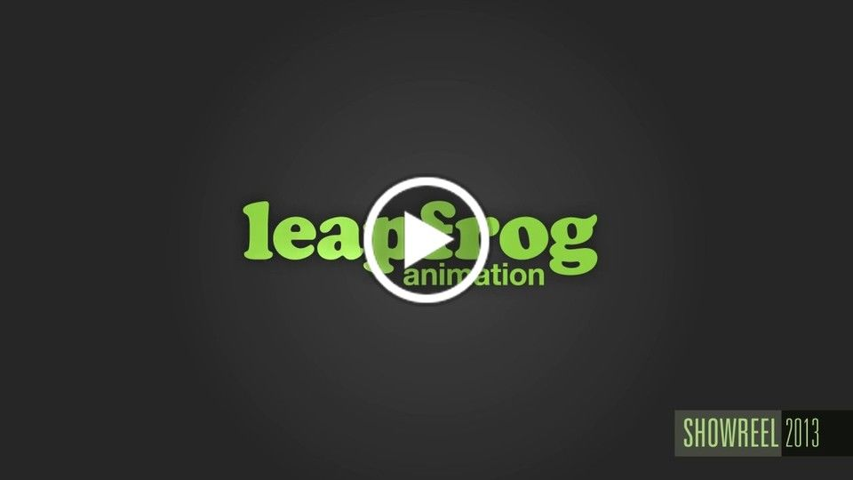 Leapfrog Animation and Motion Graphics Showreel Summer 2013