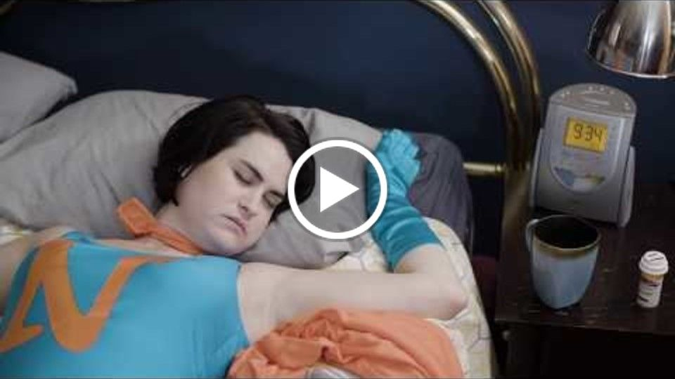 Super Narcoleptic Girl Official Trailer