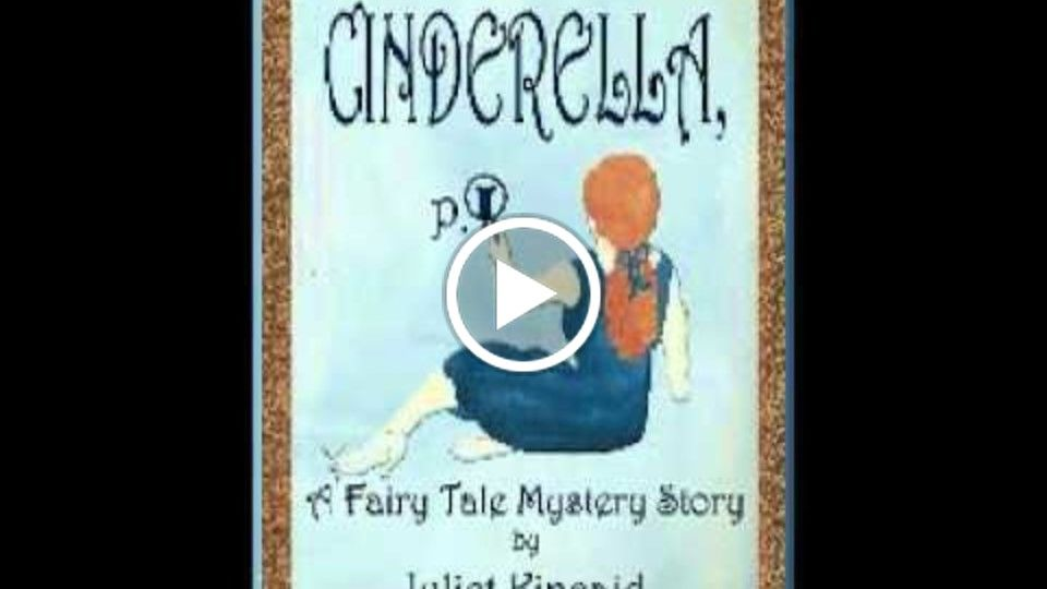 Cinderella PI Audiobook Trailer