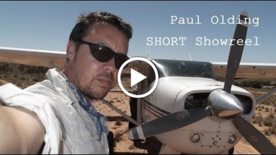 PAUL OLDING 2013 SHORT Showreel