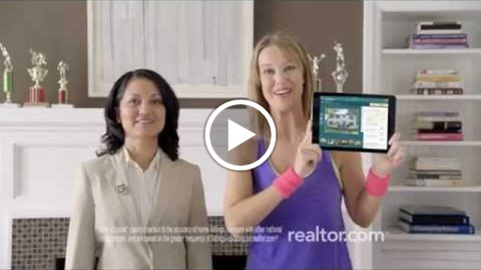 "Realtor.com Ad ""Accuracy Matters"" - Mom & Realtor"