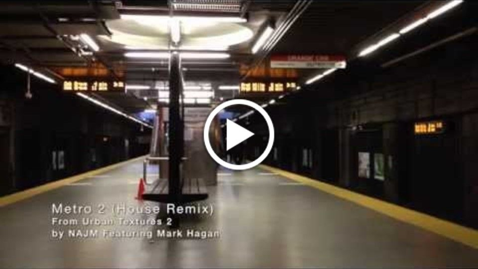 Metro 2 (House Remix) Music Video by Mark Hagan