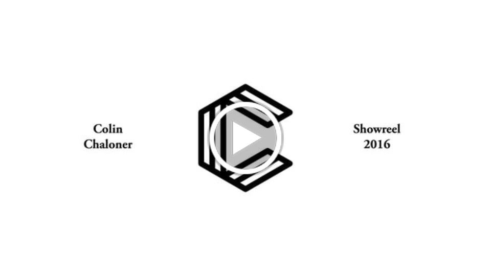 Showreel 2016 - Colin Chaloner