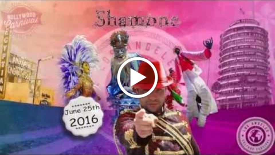 HOLLYWOOD CARNIVAL I #shamone2016