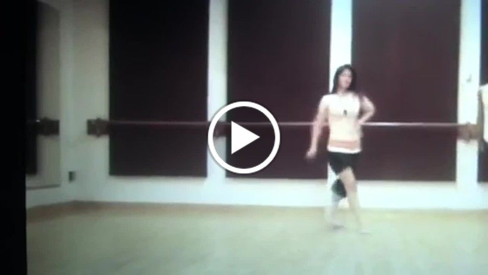 Jazz/Contemporary Dance Clip