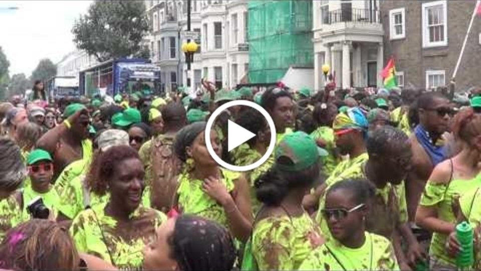 Notting Hill Carnival 2014 04