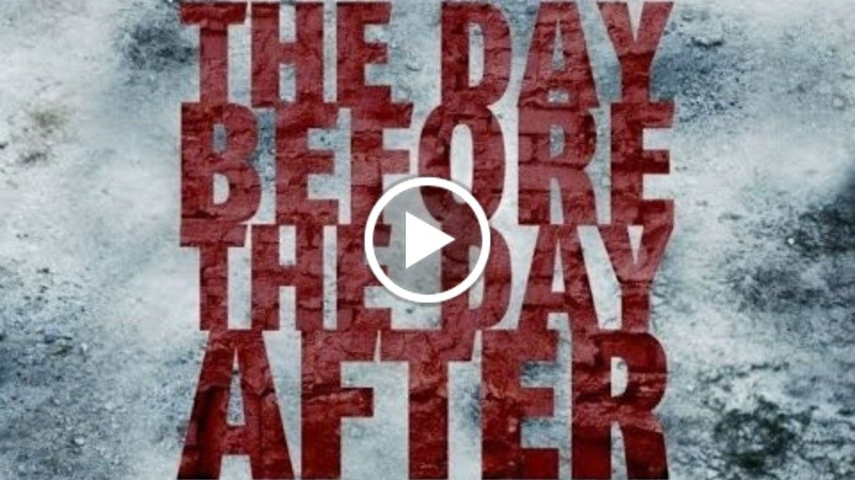 THE DAY BEFORE THE DAY AFTER by John Snellinberg
