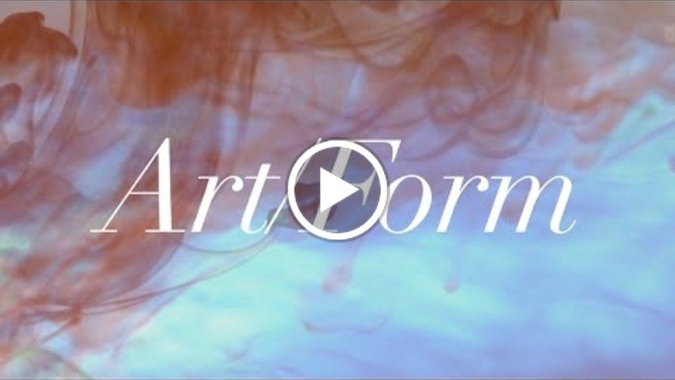 Art/Form Teaser Trailer
