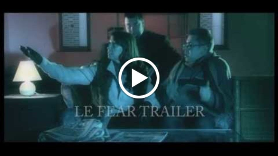 LE FEAR film school The Only Horror In This Film Are The Cast & Crew