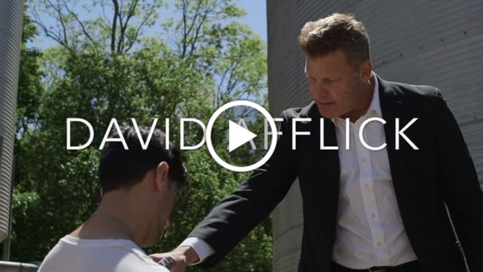 DAVID AFFLICK Actor Reel (2018)