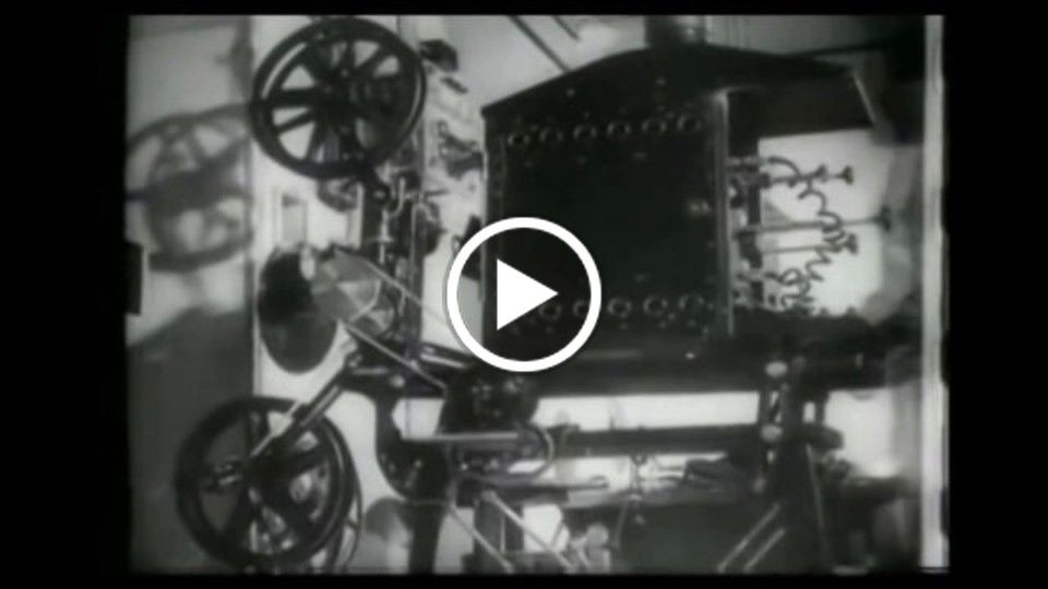 "Mauro de Martino -  Music for ""Man with a Movie Camera"""