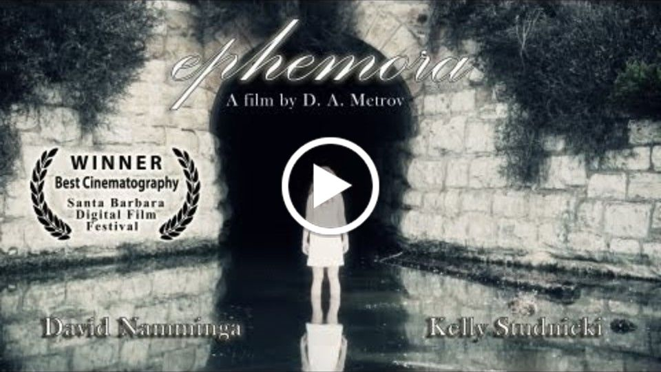 EPHEMORA a short film by D. A. Metrov