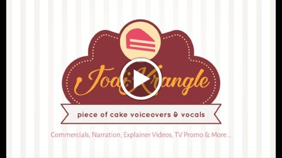 Jodi Krangle's Video Voice Demo