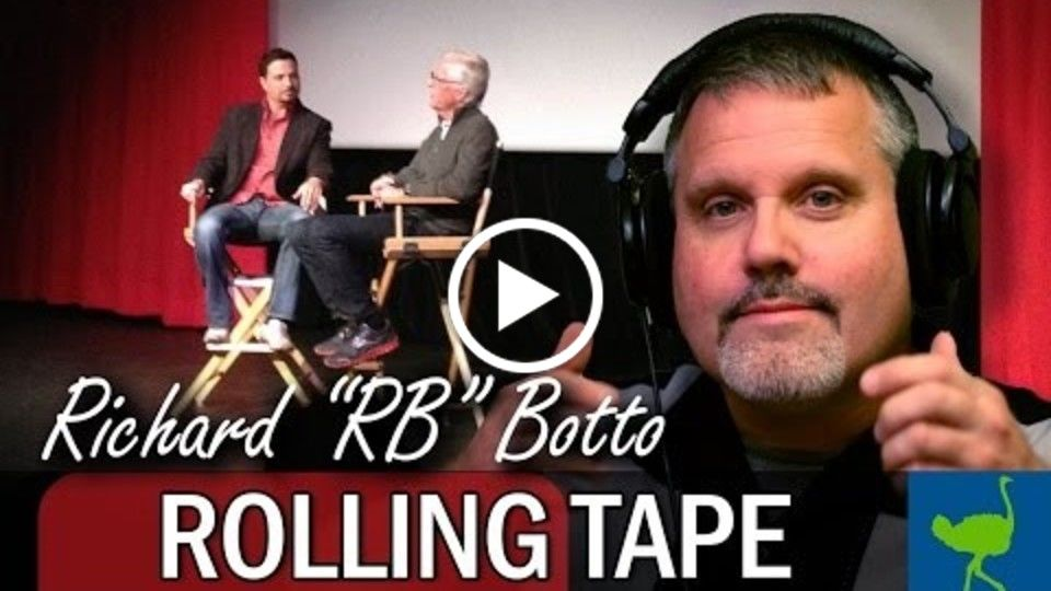 Innovators: Richard Botto of Stage32 | Rolling Tape