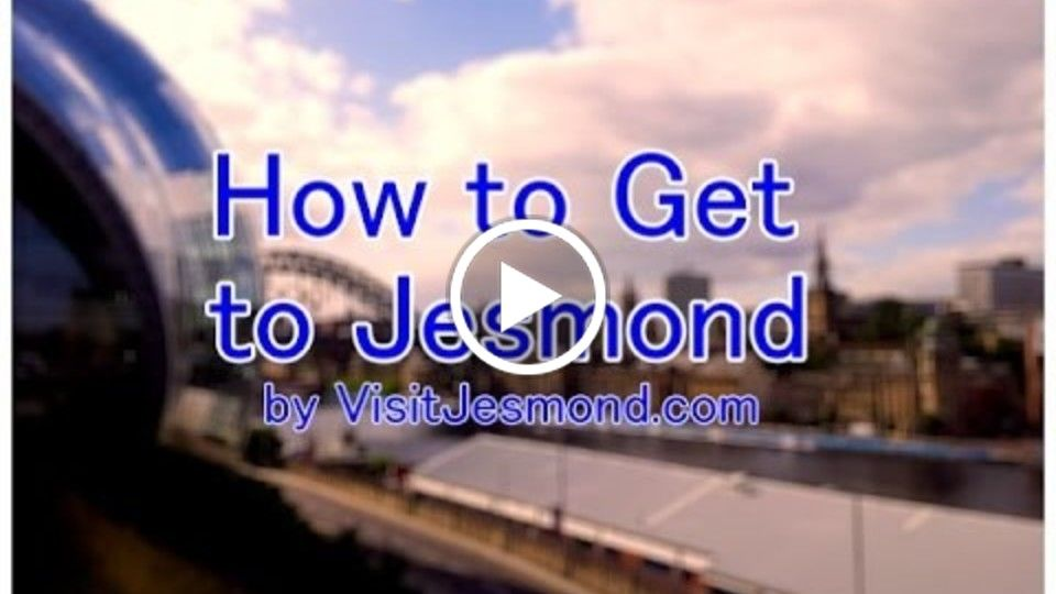How To Get to Jesmond by VisitJesmond.com