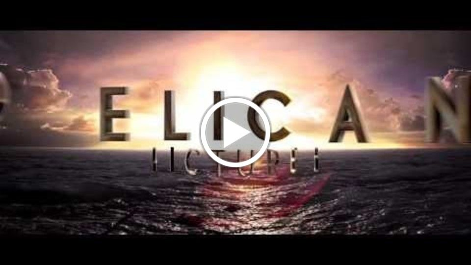 """Joe Rabl"" presents the Pelican Pictures Film Logo 21:9"