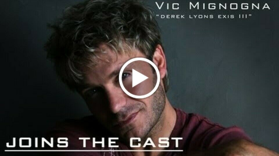 The Rediverse - Vic Mignogna joins the Cast!