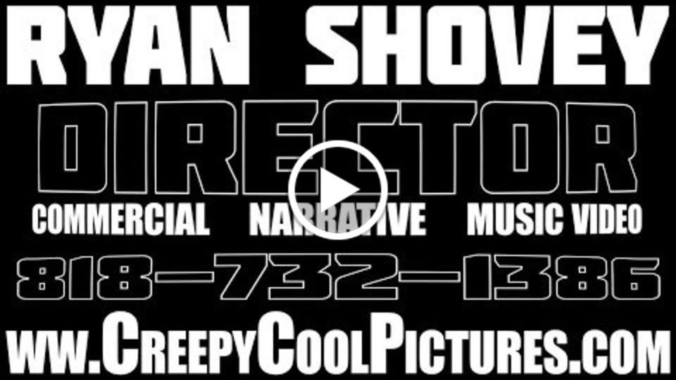 Ryan Shovey Director Reel 2014