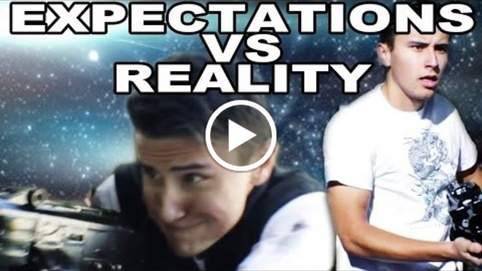 Expectations VS Reality: Levels of Digital Media & Special Effects