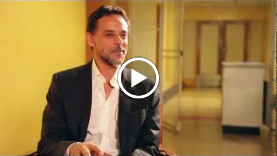 Inescapable: Behind the Scenes with Alexander Siddig