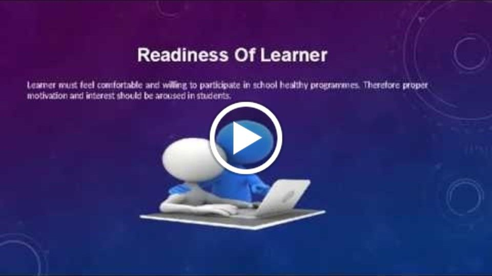 Steven Cavellier | What are the basic Principles of Health Education?