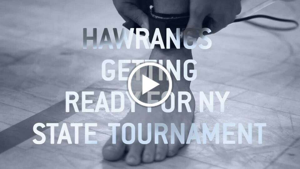 Hawrangs NY State tournament
