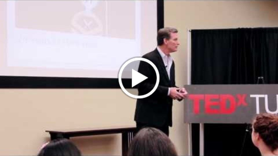 Triumphing Over Cerebral Palsy: John Quinn at TEDx Tucson
