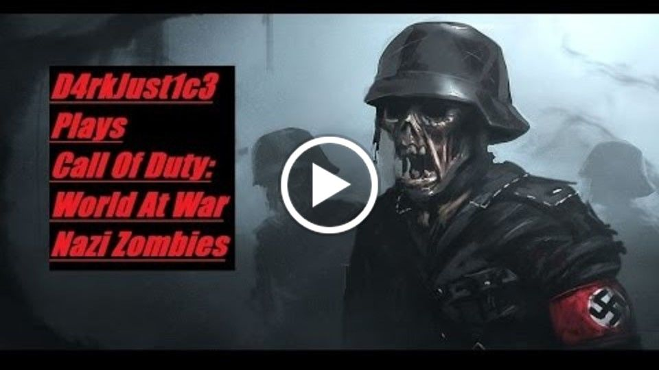Call Of Duty: Waw Nazi Zombies Halloween Special Part 1 of 2