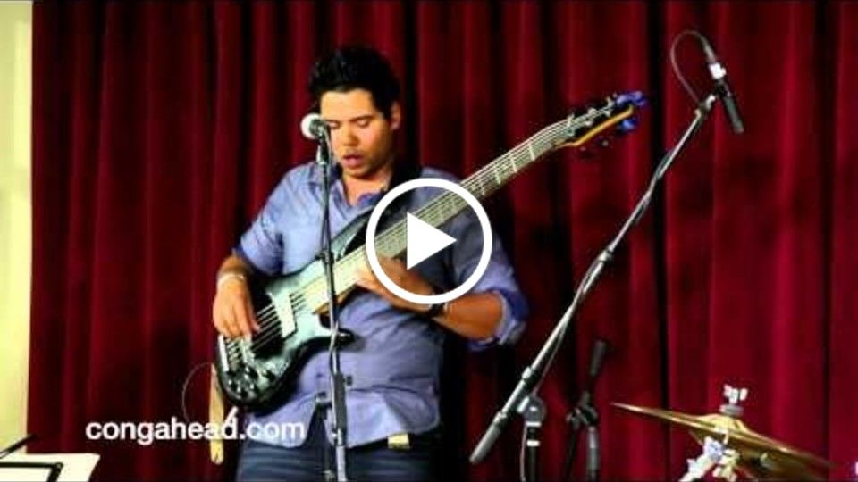 Ivan Llanes & The Cuban Way performs Soy Yo