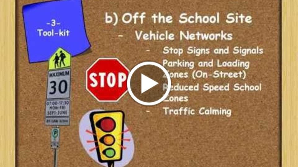 School Area Traffic Safety