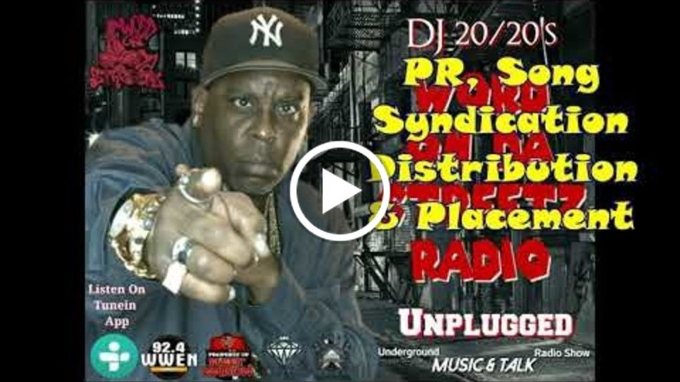 Word On Da Streetz Radio Unplugged