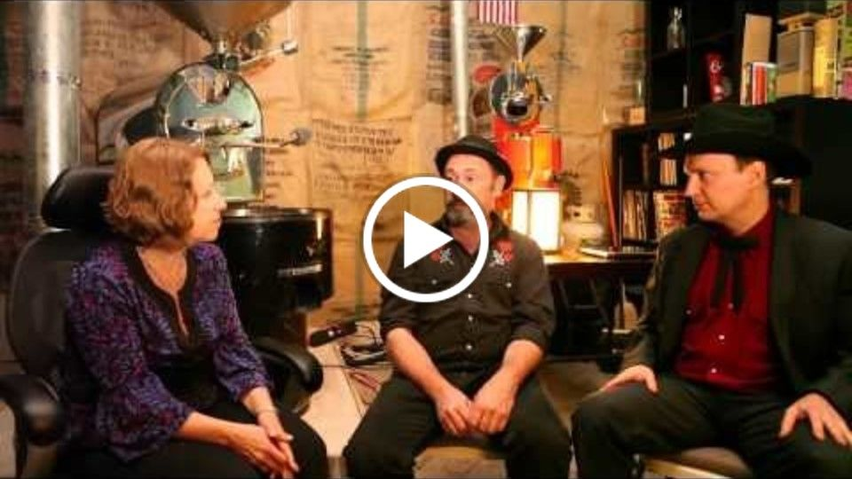Sensational Country Blues Wonders Interview - Gary Van Miert and Malcolm Marsden