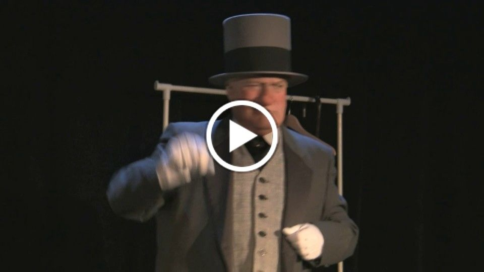 WC Fields at North Coast Rep