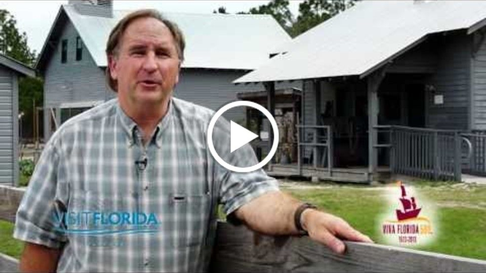 Florida Agricultural Museum with Bruce Piatek