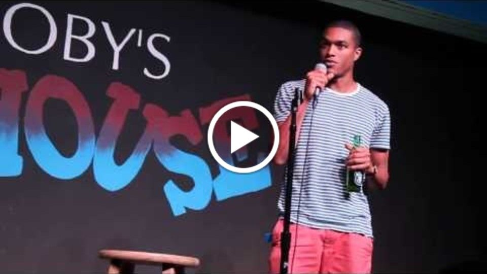 Tim Wiggins Magooby's (Stand Up) Part 1