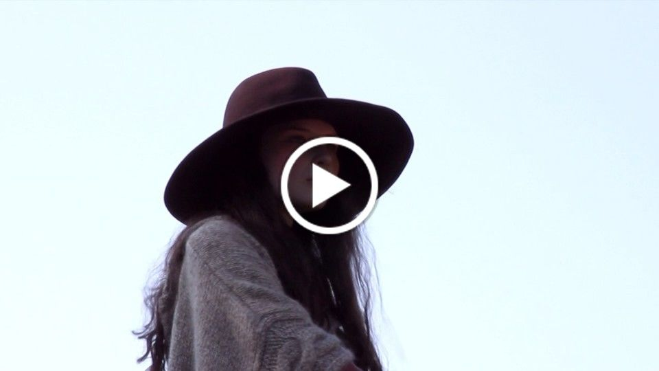 Short Fashion Film '' Hide & Chic dream''