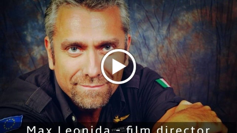 Max Leonida, film director - 2015 Official Show-Reel