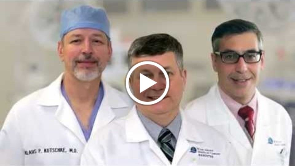 Voiceover for Michigan Hospital TV SPOT