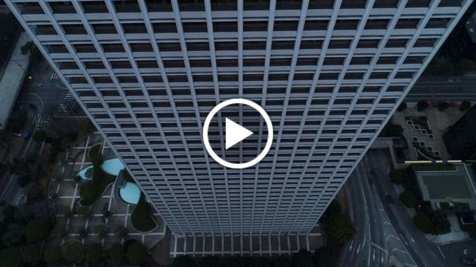 DRONE REEL DOWNTOWN LA